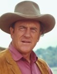 James Arness as U.S. Marshal Matt Dillon (CBS Photo Archive/Getty Images)