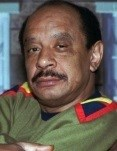 Sherman Hemsley (AP photo/Nick Ut)