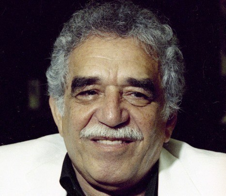 Gabriel Garcia Marquez (AP Photo/David Cantor)