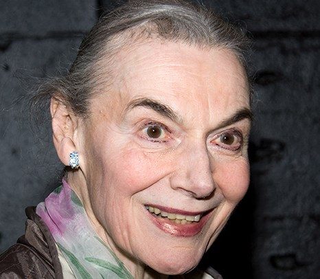Marian Seldes (AP Photo/Charles Sykes)