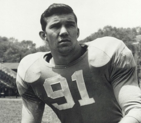 Doug Atkins  (Photo by Tennessee/Collegiate Images/Getty Images)